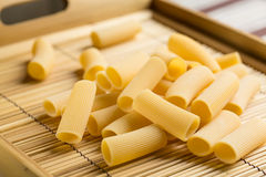 Rigatoni Photo stock