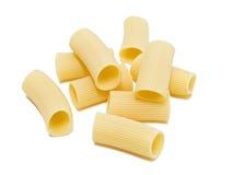 Rigatoni. Italian pasta. Royalty Free Stock Image