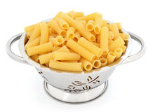 Rigatoni Pasta Royalty Free Stock Photography