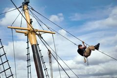 Rigging Stock Photography