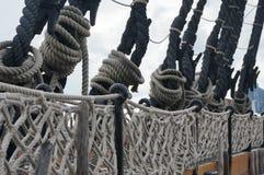 rigging Royaltyfri Fotografi