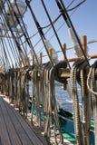 rigging Royaltyfria Foton