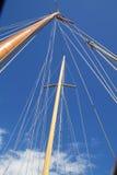 rigging för masts Royaltyfri Fotografi