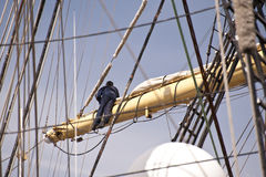 Rigging Royalty Free Stock Images