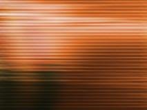 Righe arancioni Fotografie Stock
