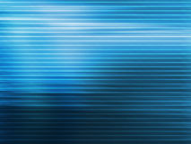Righe blu Immagini Stock