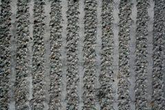 Righe concrete Immagine Stock