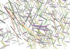 Righe di colore - vettore illustrazione vettoriale