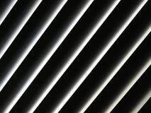 Righe diagonali astratte Immagine Stock