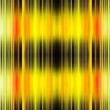 Righe dorate effetto Fotografia Stock