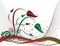 Righe e viti illustrazione vettoriale