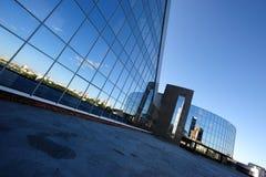 Righe nell'architettura Fotografia Stock Libera da Diritti