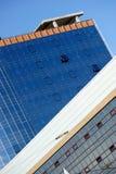 Righe nell'architettura Fotografia Stock