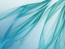 Righe ondulate blu royalty illustrazione gratis
