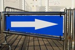 Right arrow Royalty Free Stock Image