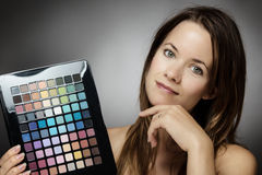 The right colour Royalty Free Stock Image