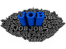 Right job Stock Images