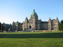 Right side perspective Legislative Assembly  Royalty Free Stock Photos