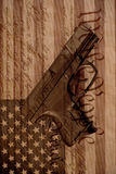 The Right to Bear Arms Royalty Free Stock Image