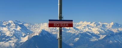 Rigi Kulm Stock Images