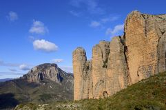 Riglos Stock Photo