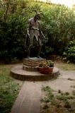 Rigoletto ` d庭院 库存照片