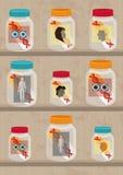Rigth gen i genetyczna manipulacja ilustracji