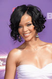Rihanna. At the 2007 BET Awards at the Shrine Auditorium, Los Angeles. June 26, 2007 Los Angeles, CA Picture: Paul Smith / Featureflash Royalty Free Stock Photo