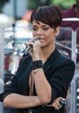 Rihanna Стоковые Фотографии RF