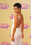 Rihanna. At the 2012 MTV Video Music Awards at Staples Center, Los Angeles. September 6, 2012  Los Angeles, CA Picture: Paul Smith / Featureflash Stock Photo