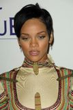 Rihanna Fotografia de Stock Royalty Free