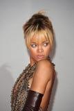 Rihanna, Henry Harris Imágenes de archivo libres de regalías