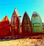 Rijboot stock afbeeldingen
