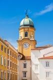 Rijeka, Κροατία Στοκ φωτογραφίες με δικαίωμα ελεύθερης χρήσης