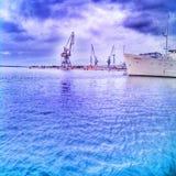 Rijeka Stock Foto's