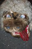 Rijeka Carnival Parade - The Bellmen Mask Stock Image