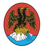 Rijeka coat of arms Stock Image