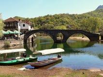 Rijeka Crnojevica Stockfotografie