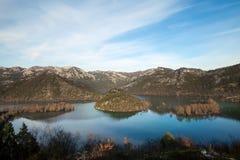 Rijeka Crnojevica ? royalty free stock photos