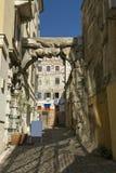 Rijeka, Croatia Imagen de archivo libre de regalías