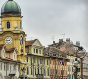Rijeka - Croatia stock photos