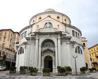 Rijeka, Croatia. Cathedral st. Vitus in Rijeka, Croatia Royalty Free Stock Photos