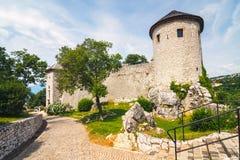 Rijeka, Croatia stock image