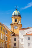 Rijeka, Croatia Royalty Free Stock Photos