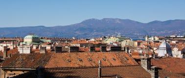 Rijeka Croatia Royalty Free Stock Photo
