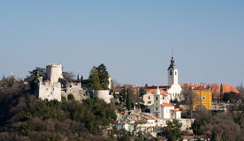 Rijeka Croatia Royalty Free Stock Image