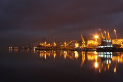 Rijeka hermosa imagen de archivo