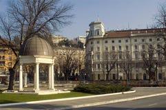 Rijeka - il Croatia fotografia stock libera da diritti