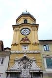 Rijeka, Kroatien Lizenzfreie Stockfotos