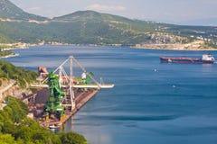 Rijeka, Kroatien lizenzfreies stockfoto